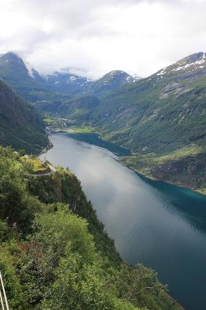 Hotel Union Geiranger: Geiranger - at the end of the Geirangerfjord