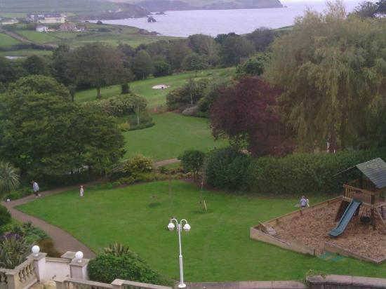 Thurlestone Hotel: View from our room