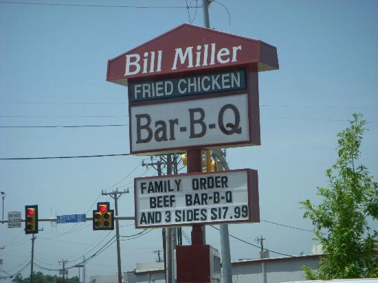 Bill Miller Bar B Q San Antonio 101 W Commerce St