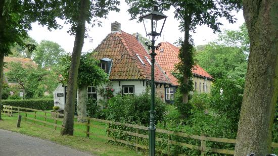 North Holland Province, Hollanda: ameland