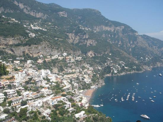 Francesco Marrapese Tours: View of Positano