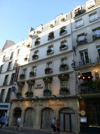 Left Bank Saint Germain : Best Western Left Bank, Paris