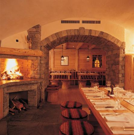 Riffelalp Resort 2222 m: Restaurant