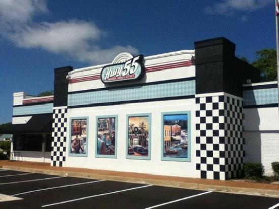 Hwy 55 Burgers Shakes Amp Fries Virginia Beach 1336 N