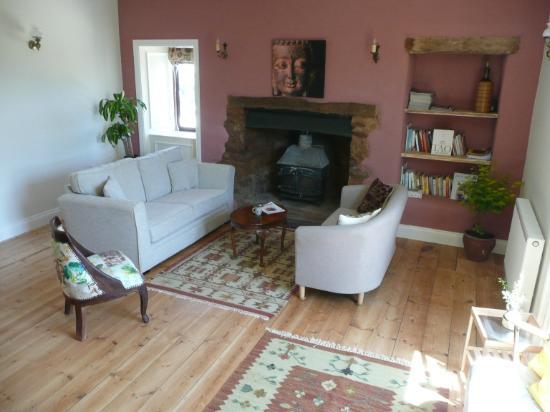 Fairfield House: The Lounge