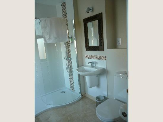 Fairfield House: Walk-in luxury showers