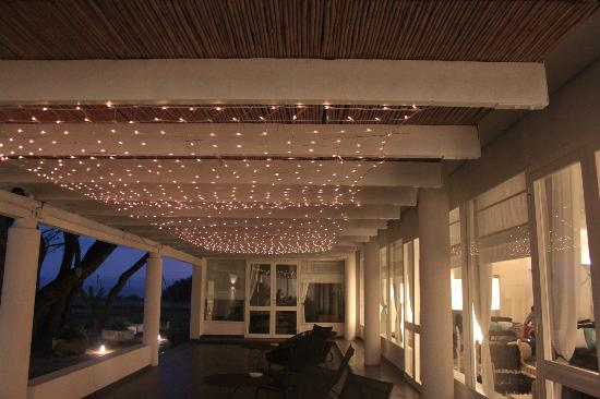 Veranda con illuminazione a led picture of mare pineta cagliari