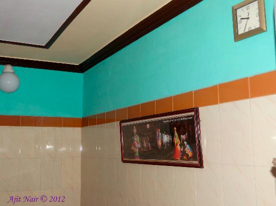 Hotel Gangasagar: Interior of the room