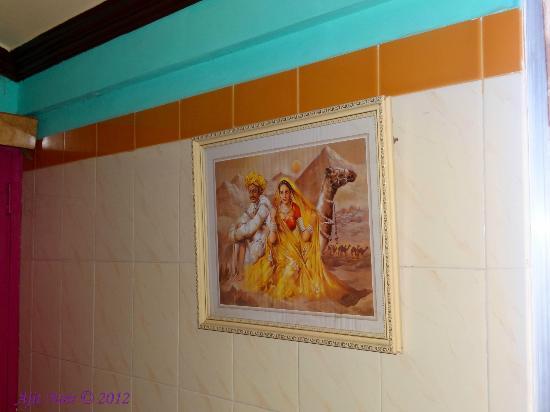 Hotel Gangasagar: Room