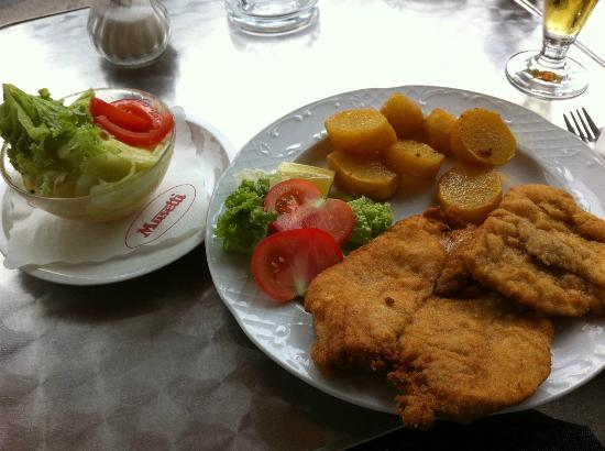 Photo of German Restaurant Wild at Radetzkyplatz 1, Vienna 1030, Austria