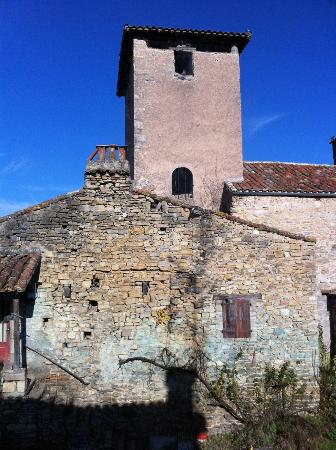 Maison Lavande : Stunning rustic views out the windows