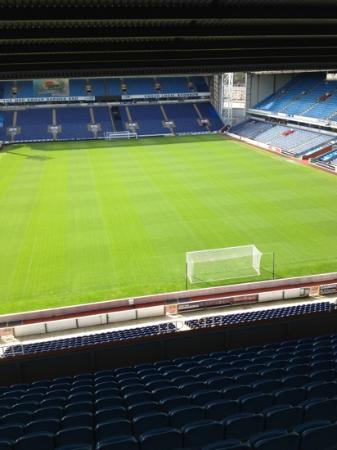 Blackburn, UK: The attendance under Kean's management next season