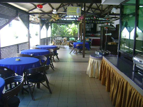 Nipah Bay Villa: Dinning