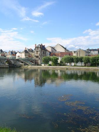 Arche Hotel : view of river