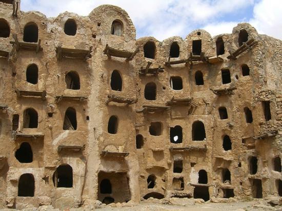 Libye : kabaw