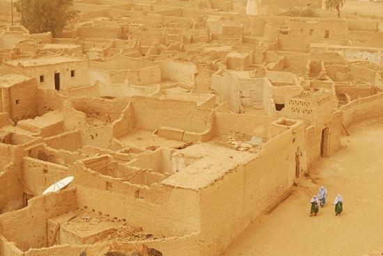 Libye : ghat