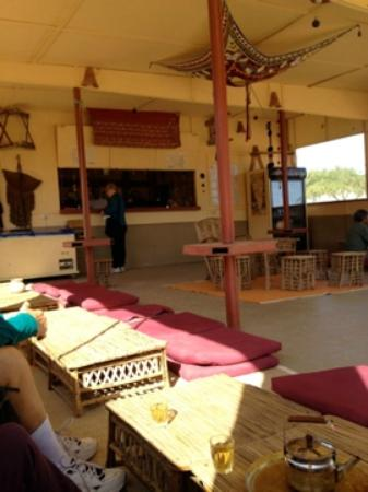 """Negev Camel Ranch: """"Sit and enjoy a cup of tea"""". We did."""