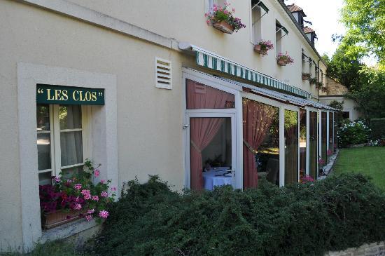 L'Hostellerie des Clos : Restaurant