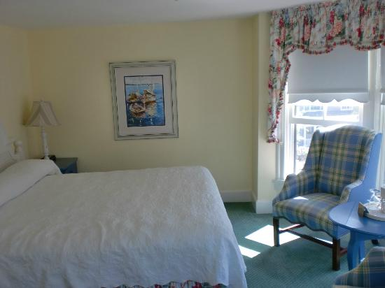 Harbour View Inn: Bedroom