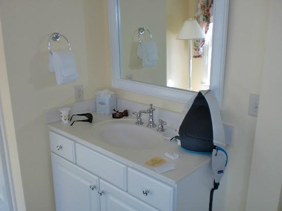 Harbour View Inn: Extra sink in the room