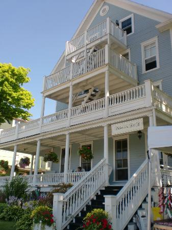 Harbour View Inn: Outside the B&B
