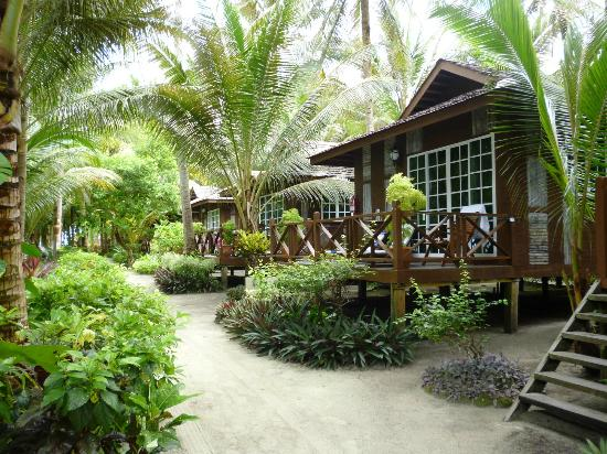 Sipadan Mabul Resort: Standalone Bungalow