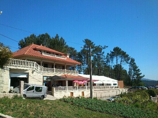 Vilaboa, España: Restaurante Luis