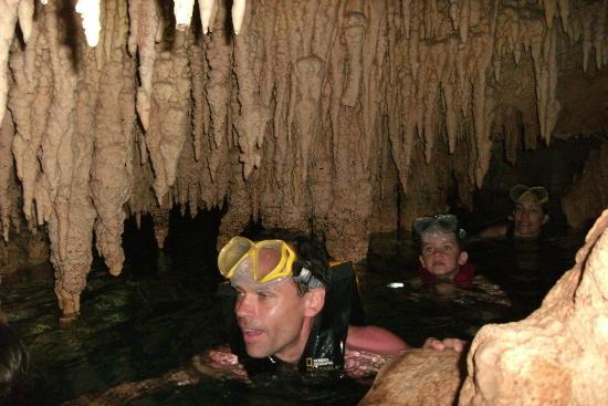Labna-Ha Magic Mayan World : Cenote Labna-Ha