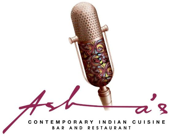 Asha's Indian Resturant and Bar : Asha's Logo