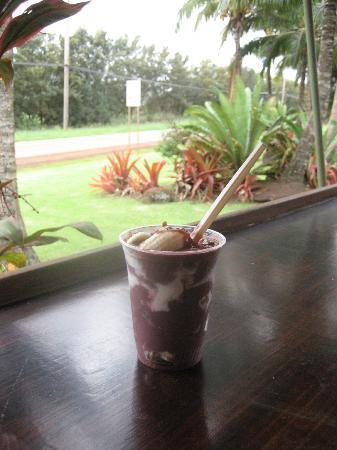 Moloaa Sunrise Fruit Stand: .... yummy!!!!