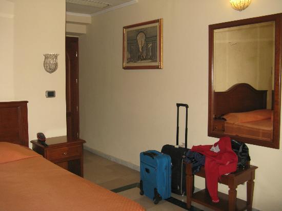Domus Florentiae Hotel: Camera 110