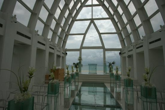 Okuma Private Beach & Resort: church