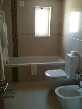 en suite bathroom.