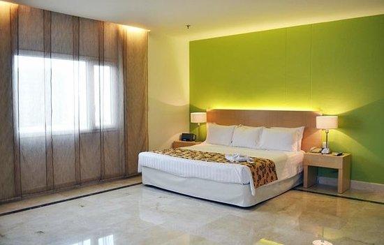 Dann Carlton Barranquilla: Habitacion
