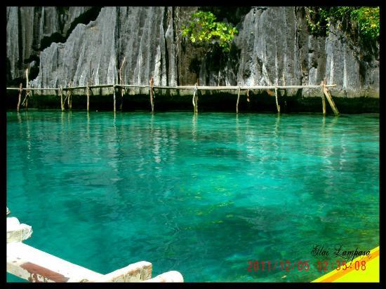 Twin Lagoon @ Coron Palawan