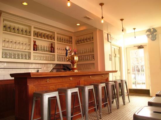 standard - inside bar