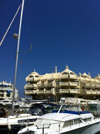 Hotel Boutique El Tiburon: Benalmadena Harbour