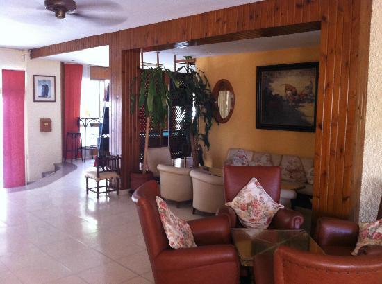 Hotel Boutique El Tiburon: lobby