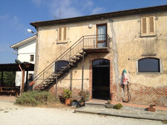 Agriturismo Le Baccane: lovely