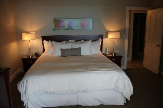 Whale Cove Inn: Bedroom