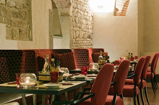 Hotel Brunelleschi: Osteria della Pagliazza