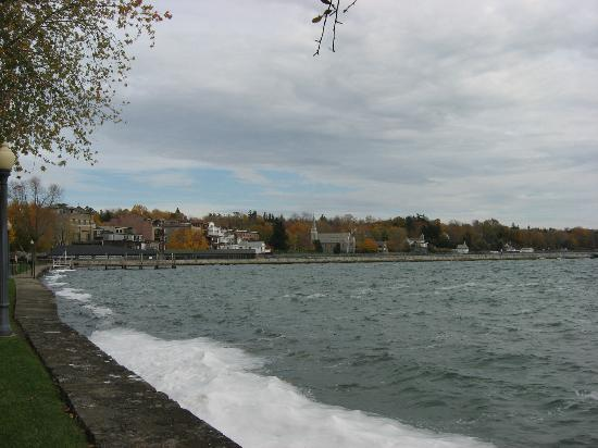 Skaneateles Lake: Lake view
