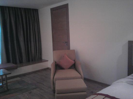 Radisson Blu Plaza Hotel Hyderabad Banjara Hills 사진