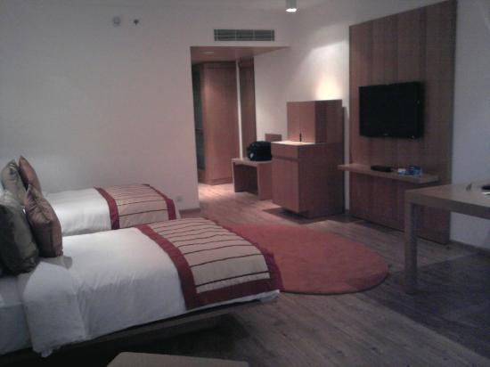 Radisson Blu Plaza Hotel Hyderabad Banjara Hills: Part of the Superior room