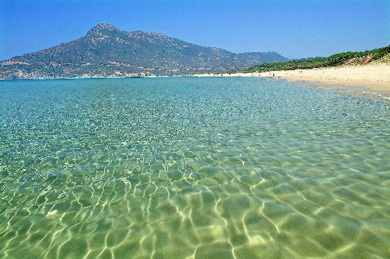 Fluminimaggiore, Ιταλία: mare limpido di portixeddu