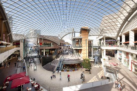 Large Shops Cabot Circus Bristol Traveller Reviews