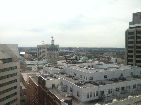 Conrad Indianapolis: View from 1825