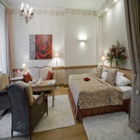 Art Hotel Junior Suite