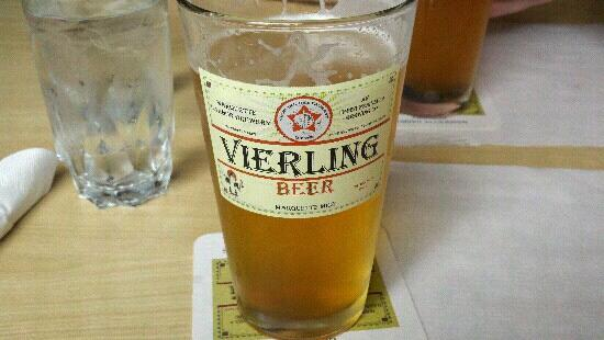 Vierling Restaurant and Marquette Harbor Brewery: Honey Wheat