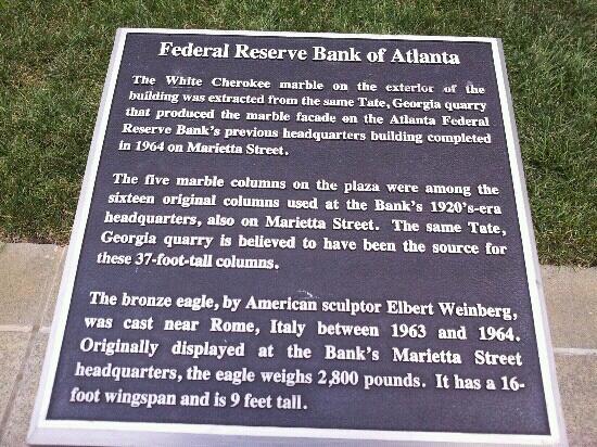 Federal Reserve Bank of Atlanta: Federal Reserve Bank